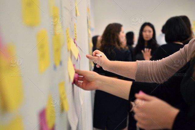 stock photo workshop agile collaborating collaboration brainstorming post its design thinking design workshop 81e4b311 1f9f 44e0 9701 2ec7470ab0f3 Blog