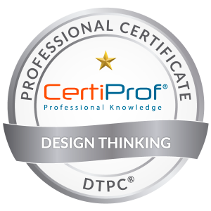 certiprof designthinking 300x300 DESIGN THINKING