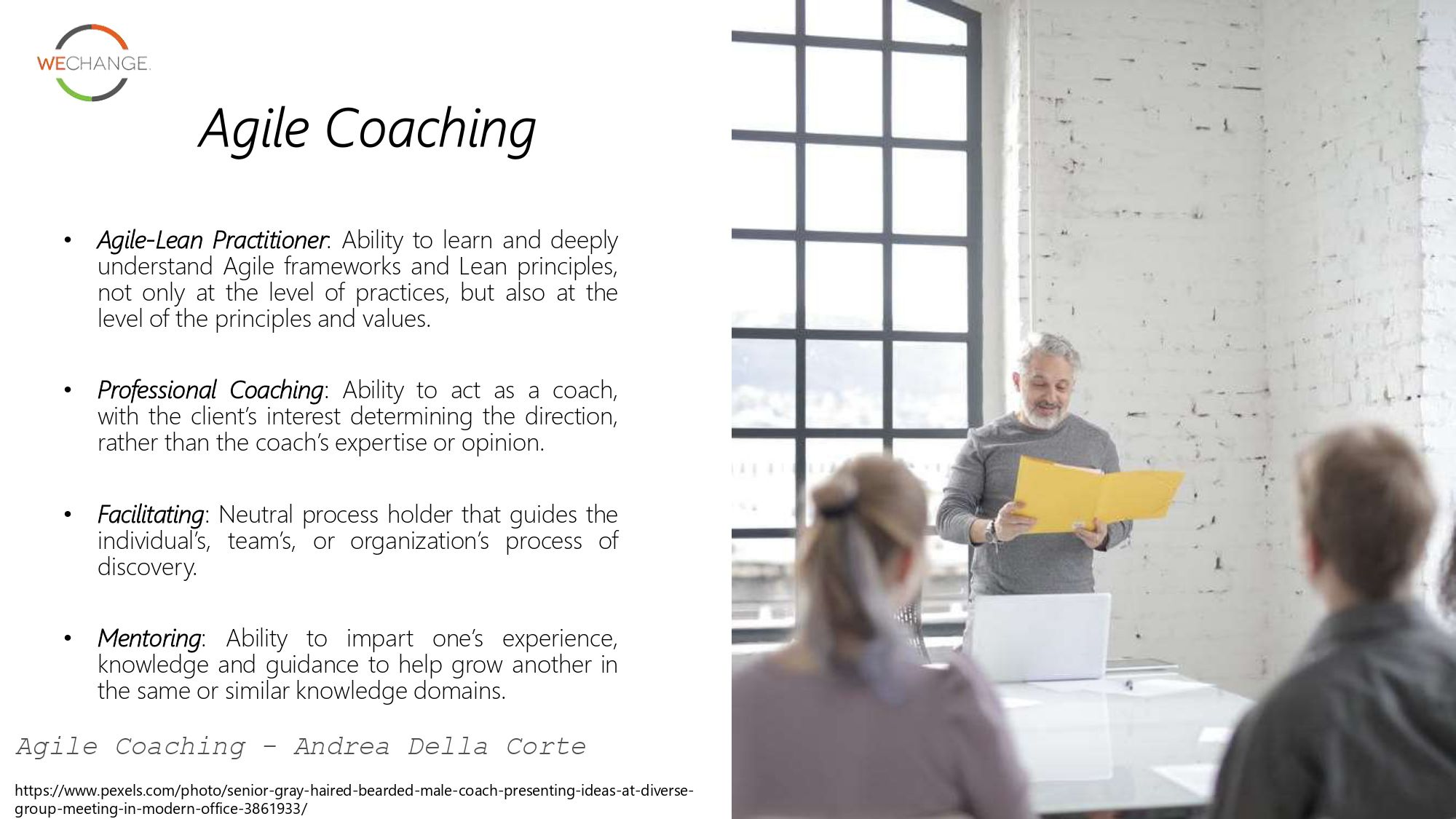 Agile coach page 0006 compressed Agile coaching models