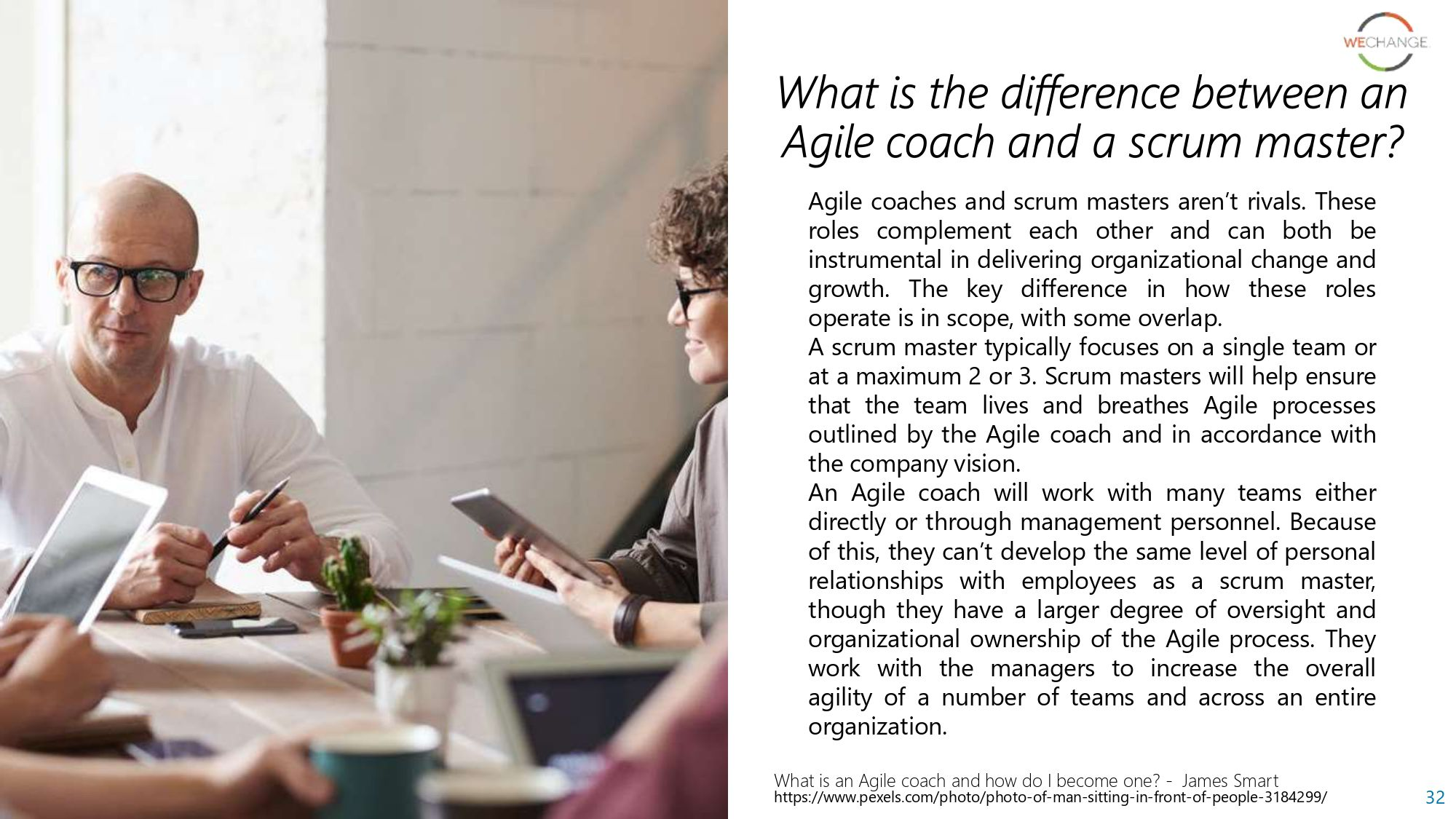 Agile coach page 0032 compressed Agile coaching models