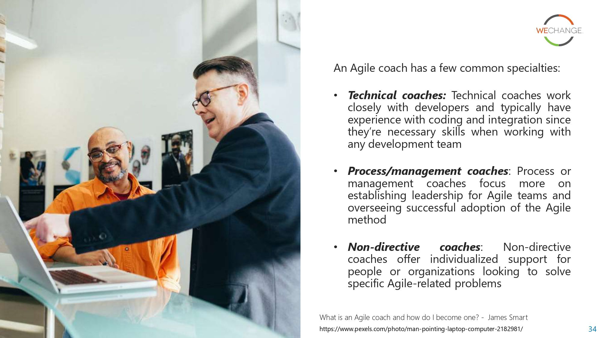 Agile coach page 0034 compressed Agile coaching models