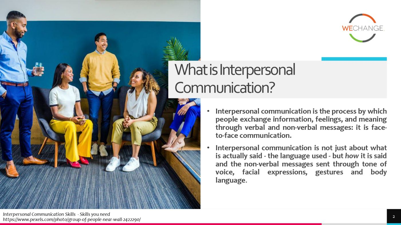 Interpersonal communication1 page 0002 compressed Active listening and interpersonal communication