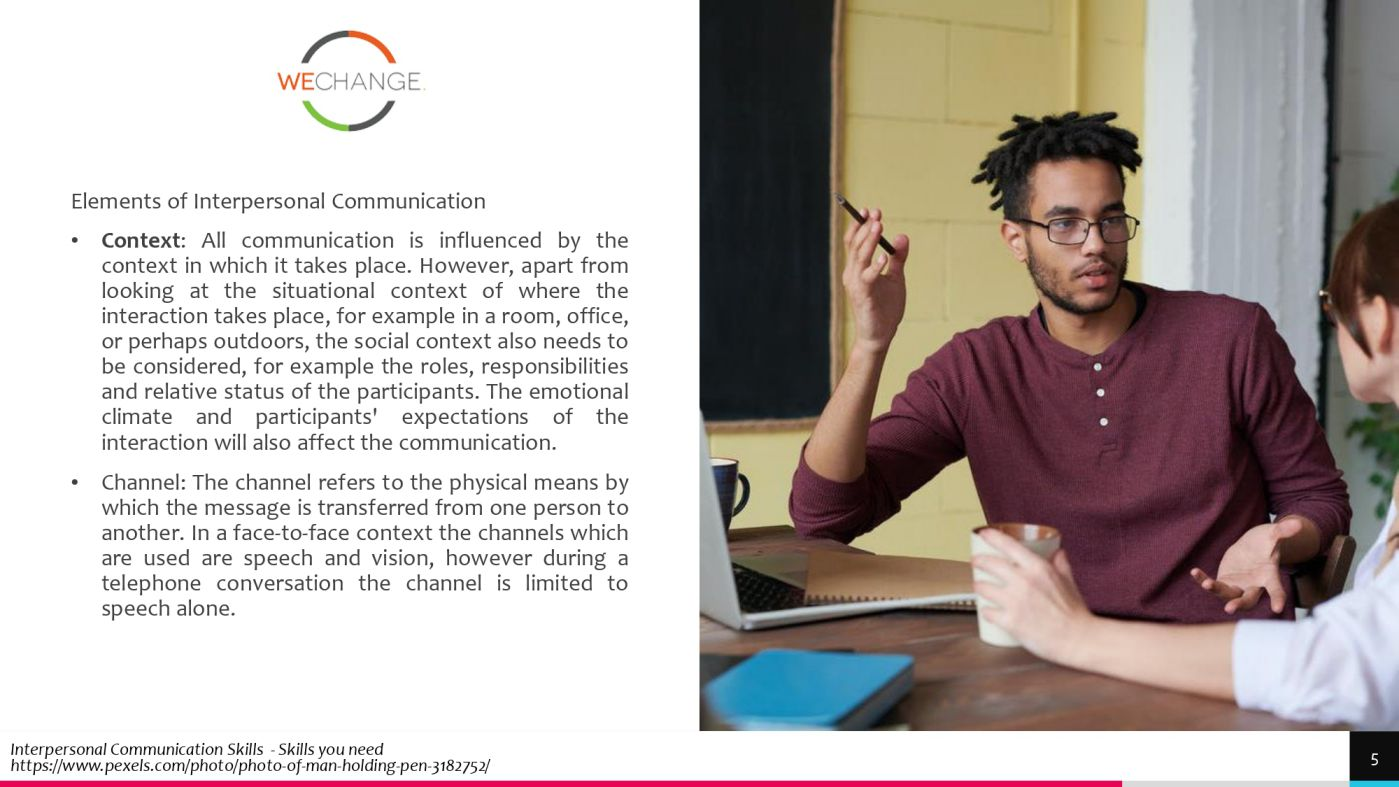 Interpersonal communication1 page 0005 compressed Active listening and interpersonal communication