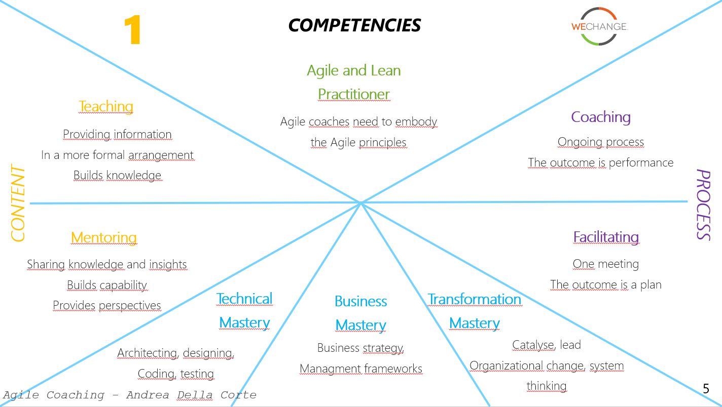 לכידה1 Agile coaching models