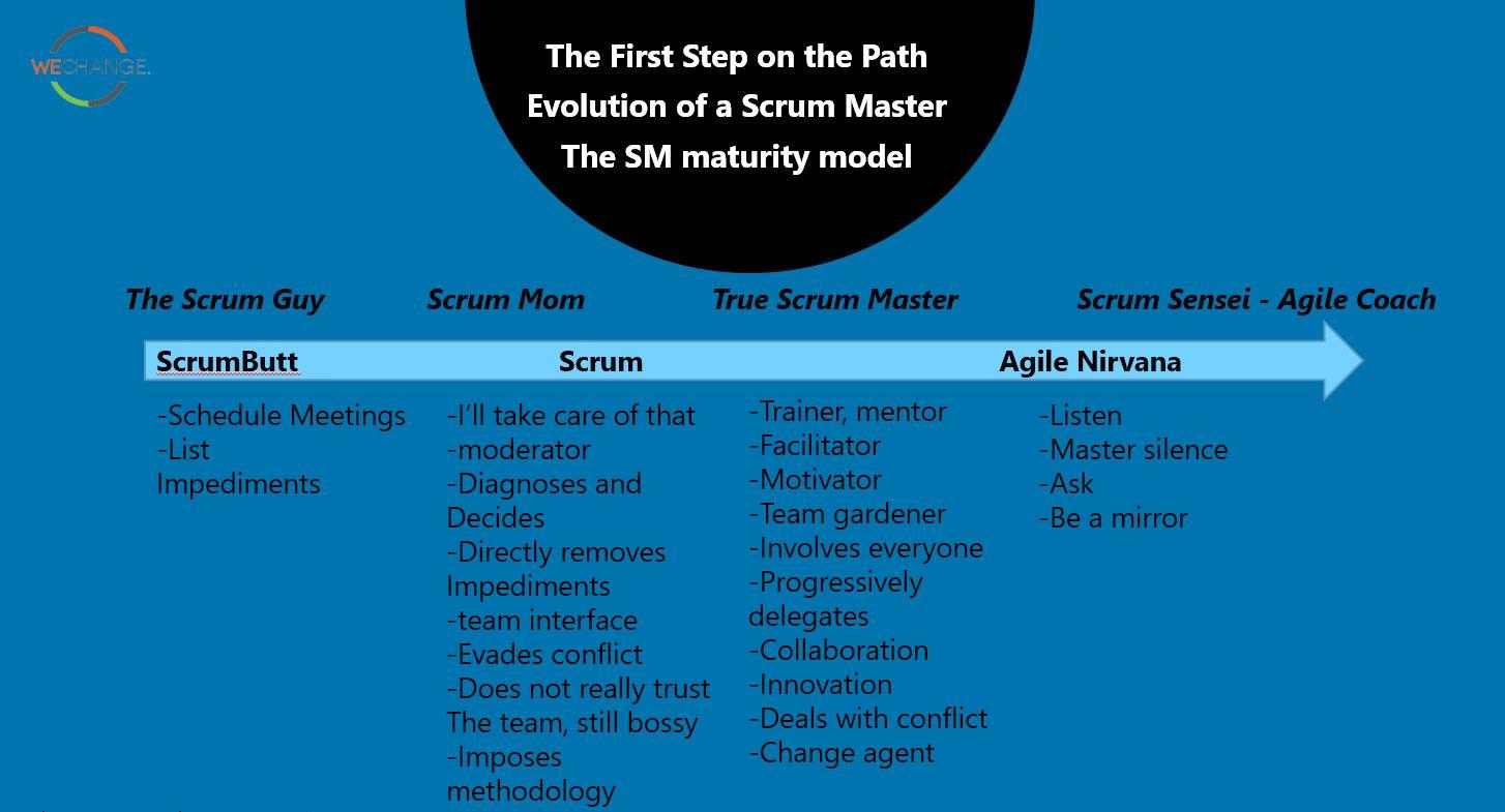 ל46כידה Agile coaching models